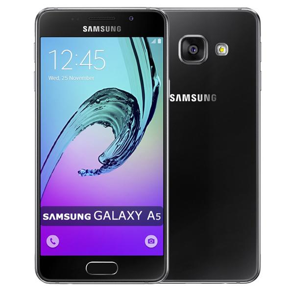Samsung Galaxy A5 Smartphone (A500FD-SL-EC)