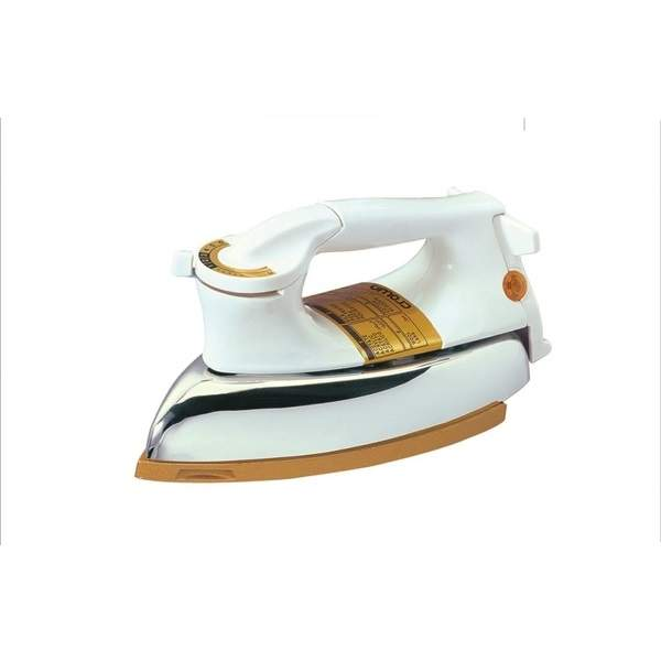Crownline Dry Iron - White And Yellow (CL-101)