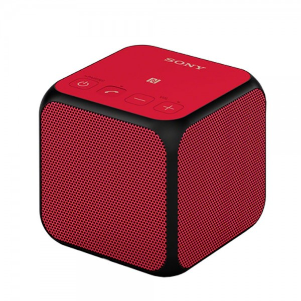Sony Ultra-Portable Bluetooth Speaker - Red
