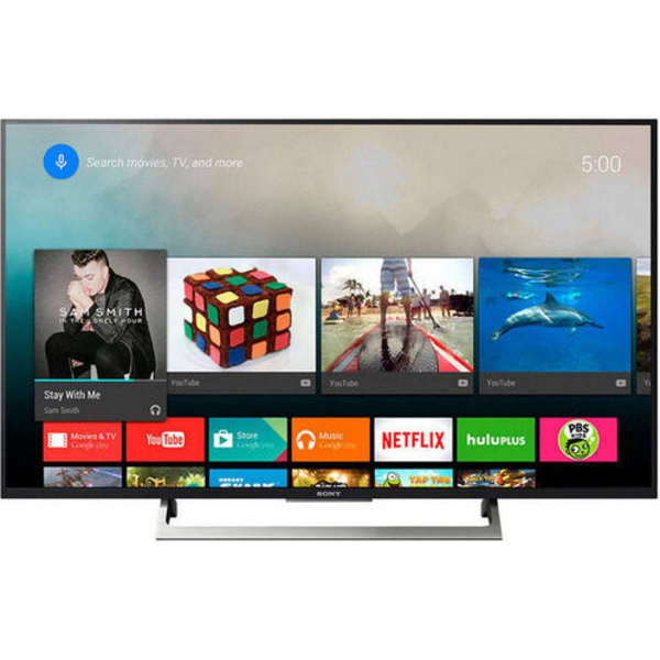 sony kdl49x8000e 49 ultra hd 4k hdr smart television kdl49x8000e. Black Bedroom Furniture Sets. Home Design Ideas