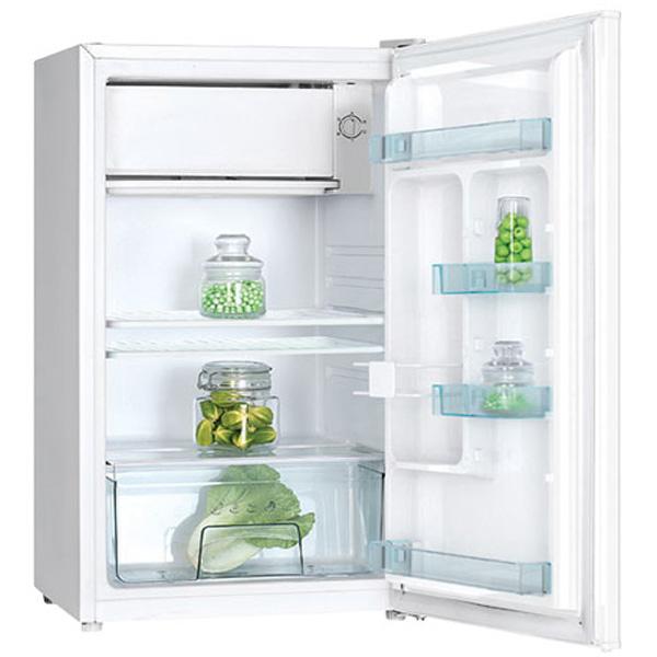 Nikai 110 Liters Single Door Refrigerator, White (NRF110N1)