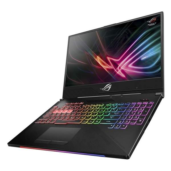Asus ROG Strix SCAR II Gaming Laptop, Intel Core i7 8750H, 16GB RAM, 1TB+ 256GB SSD, NVIDIA 1070 8GB, 15 Inch, Windows 10 (GL504GS-ES081T)