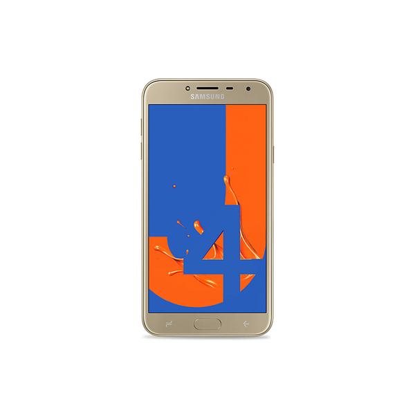 Samsung Galaxy J4  2018 Smartphone - Gold (SMJ400FW-32GBGD)