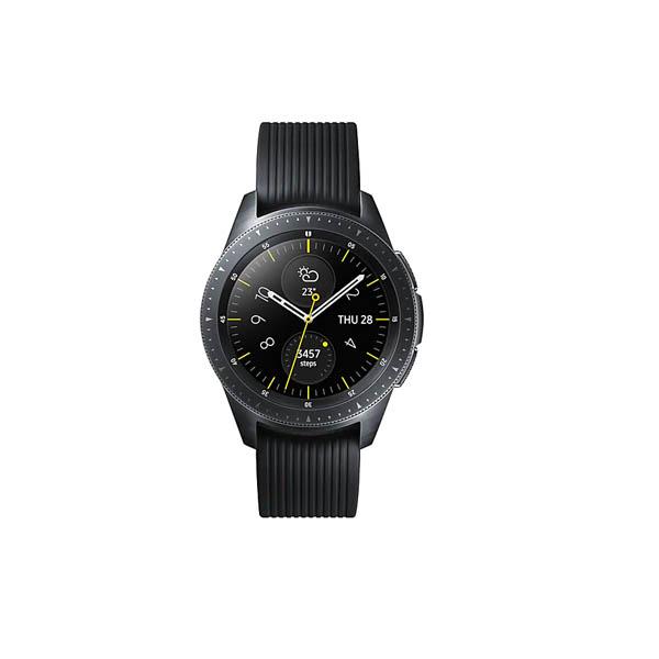 Samsung Galaxy Smartwatch - R810 Midnight Black (R810-BK-EC)