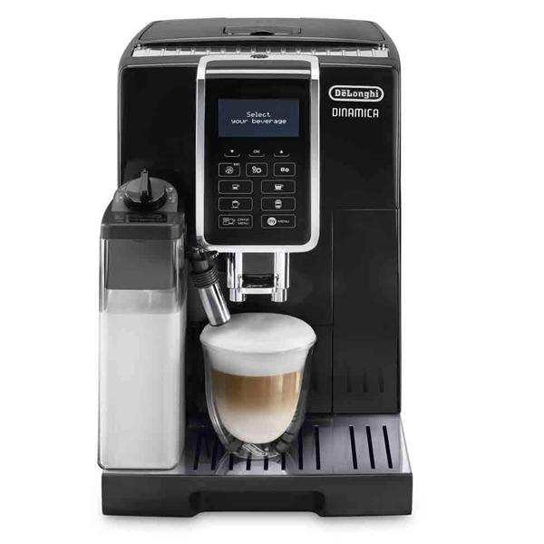 DeLonghi ECAM 350.55 Dinamica Fully Automatic Coffee Machine (ECAM350.55.B)