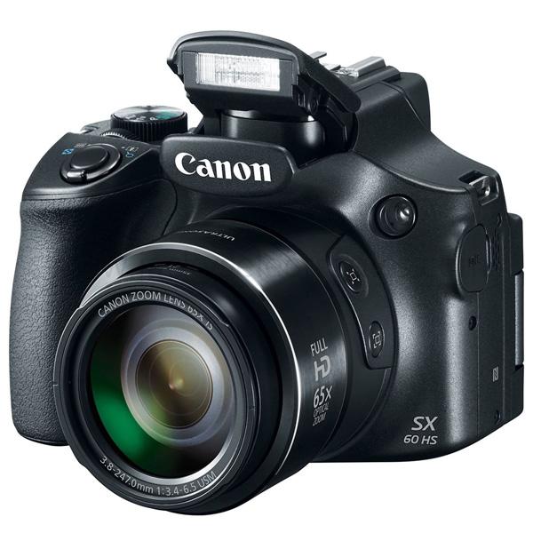 Canon PowerShot SX60 HS (PSSX60HSBK)