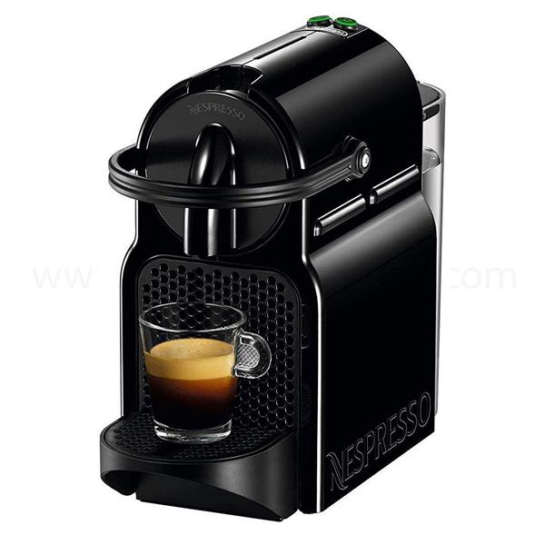 Nespresso Inissia Coffee Machine, Black D40-ME-BK-NE