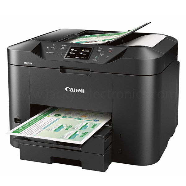 Canon MAXIFY MB5140 (Scan, Fax, Copier)