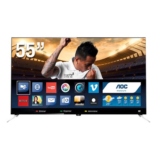 AOC 55 Inch LED Smart TV Black (LE55U7970)