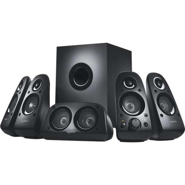 Logitech Z506 5.1 Surround  Sound Speaker System (980-000432-EC)