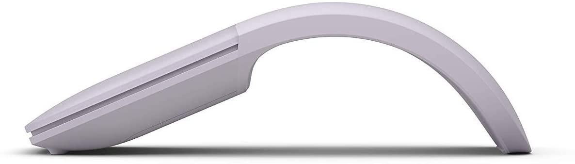 Microsoft ELG-00019 Arc Wireless Bluetooth Mouse Compatible with Windows, Lilac