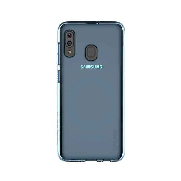 SAMSUNG A20-SMAPP BACK COVER-BLUE (GP-FPA205KDALW)