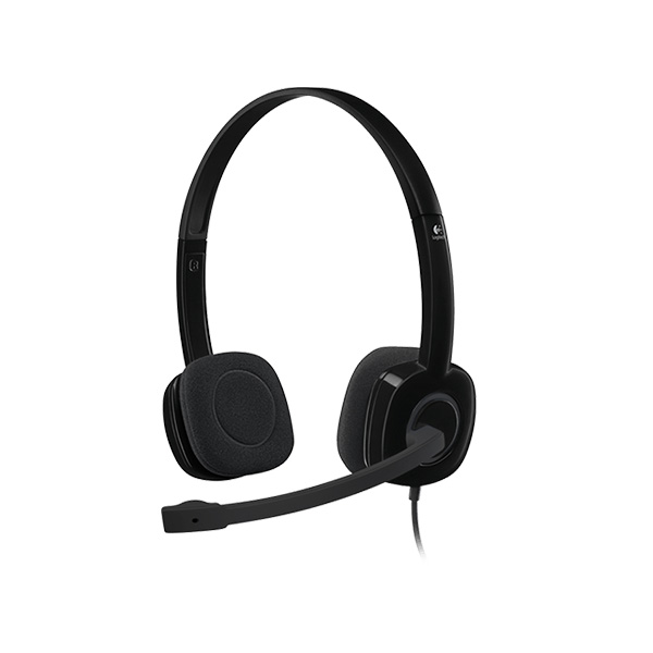 Logitech Stereo Headphone H151