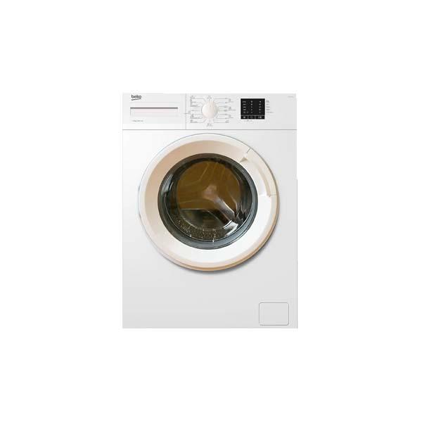 Beko Free Standing Washing Machine 6kg, 1000 RPM, 15 programs, 4star energy rating, White (WC610W)