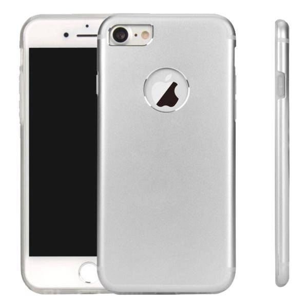 My Candy iPhone 7 Titanium Back Case - Silver (ACMYCIP7TTSIL)