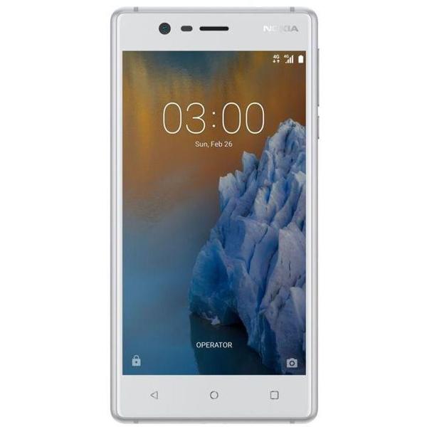 NOKIA MOBILE PHONE / NOKIA 3 TA-1032 DS AE WHITE-11NE1SW1A04 (NOKIA3W-W)