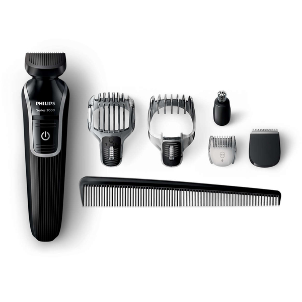 Philips Multigroom Series 3000 6-in1 Beard and Hair Trimmer (QG3342)