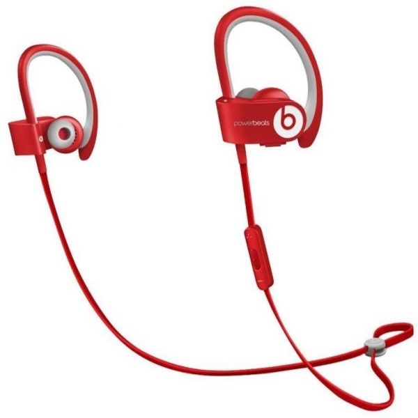 BEATS HEADPHONE / POWERBEATS 2 IN EAR - RED (MH782ZM/A)