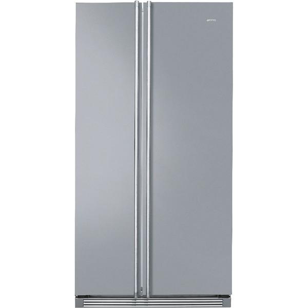 smeg side by side fridge fa160x. Black Bedroom Furniture Sets. Home Design Ideas