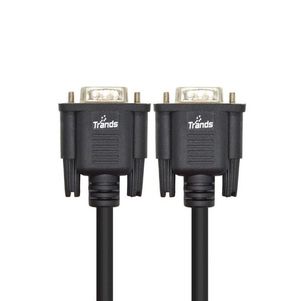 Trands VGA to VGA Male 1.8mtr Cable TR-CA791