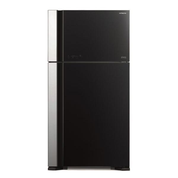 Hitachi Top Mount Refrigerators 760 Litres (RV760PUK7KBBK)