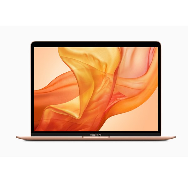 Apple MacBook Air 13-inch 1.6GHz dual-core Intel Core i5, 256GB - Gold (MREF2AB/A)