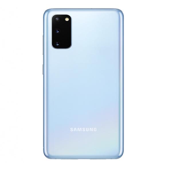 "SAMSUNG MOBILE PHONE S20 , OCTA CORE , 6.2"" 128GB LTE, LIGHT BLUE (SMG980W-128GBLB)"