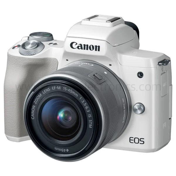 Canon EOS M50 EF-M15-45 IS STM  white (EOSM5W)