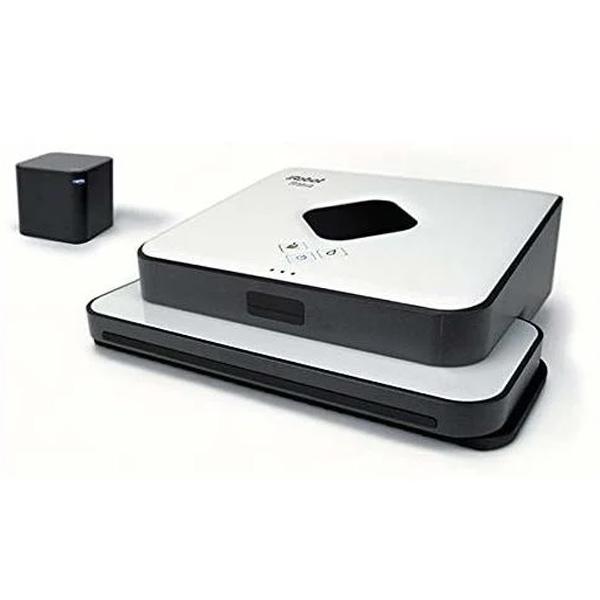 iRobot B390045 Braava 390T Mopping Robot Cleaner (B390045)