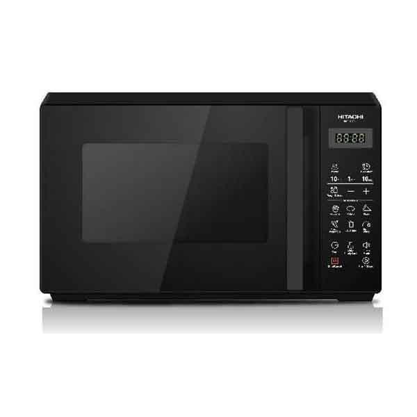 Hitachi 20Ltr Microwave Touch Panel Control Black Color (HMRD2011)