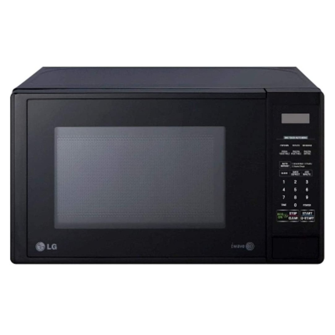 LG 20 Liters Solo Microwave, Black - MS2042DB, 1 Year Warranty