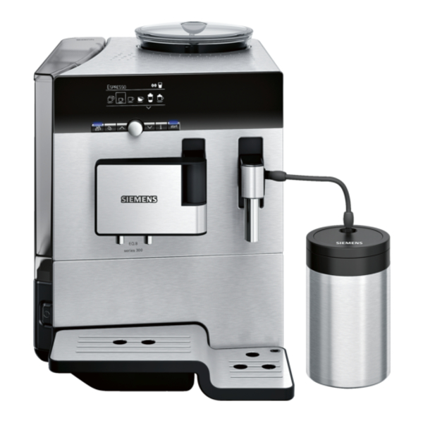 Siemens Coffee Machine (TE803M09GB)