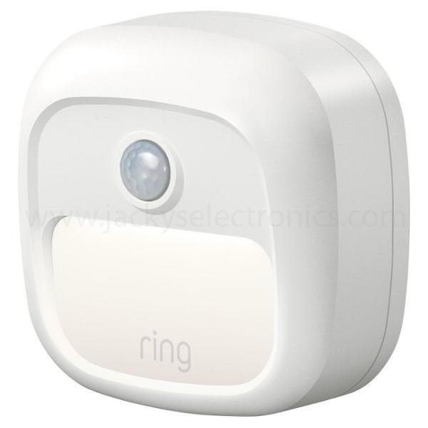 RING SMART LIGHTING STEPLIGHT BATTERY WHITE (5LD1S8-WEN0)