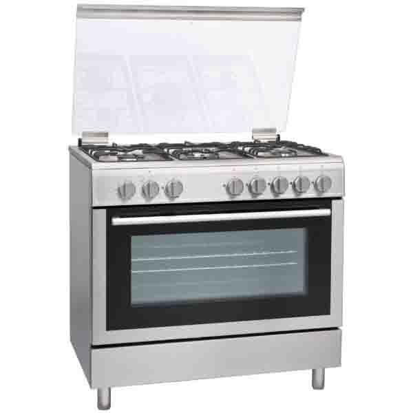 Hoover 5 Gas Burners Cooker (FGC9060-3DE)