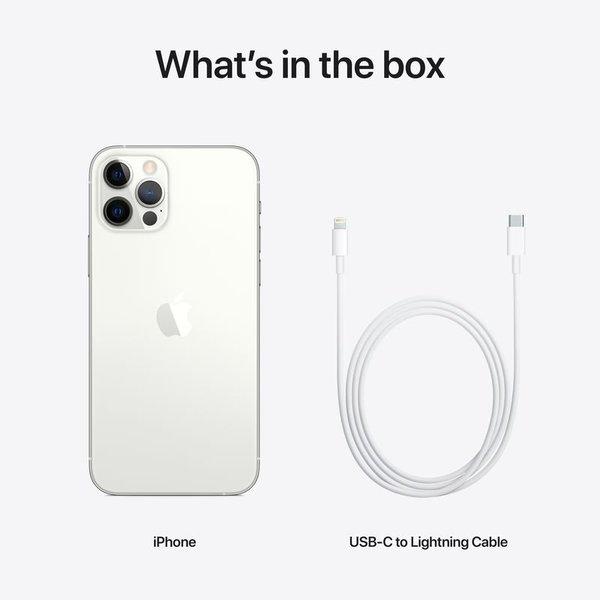 Apple iPhone 12 Pro Max 128 GB Silver MGD83AA/A