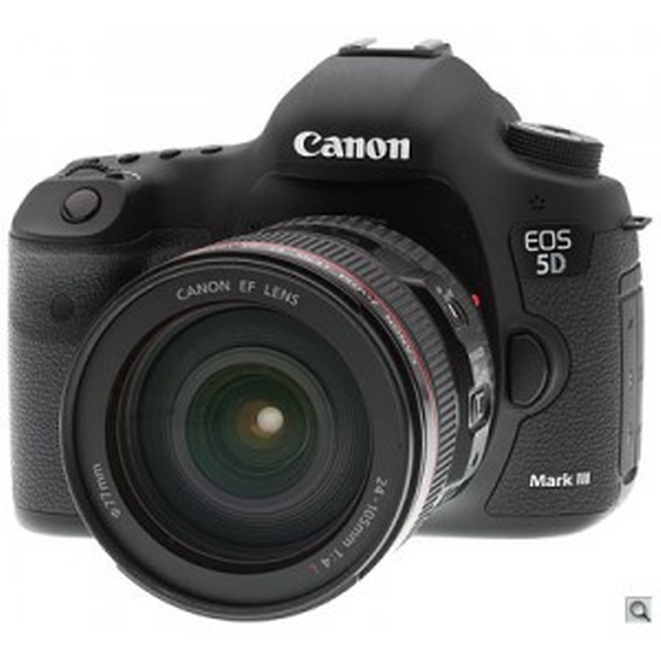 Canon EOS5D MARKIII with 24-105mm Lens