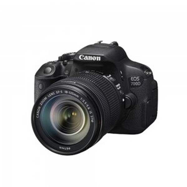 Canon EOS700DKIT with IS 18-135mm Lens (EOS700DKIT1)