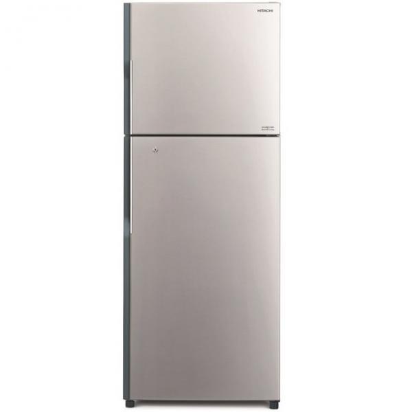 Hitachi Double Door Refrigerator 470Ltrs(RV470PUK3KSLS)