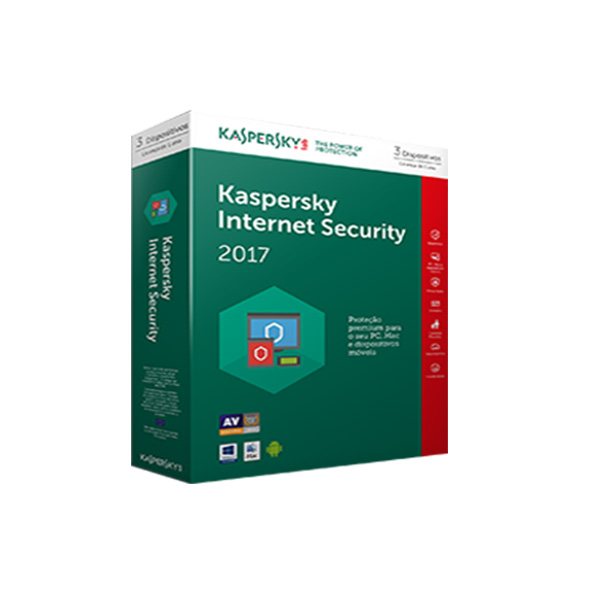 Kaspersky Internet Security Multi 2017 (KIS2PCRT2017)