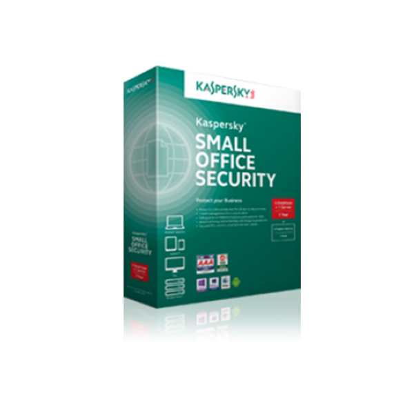 Kaspersky Small Office Security V4  (KSOS4RT)