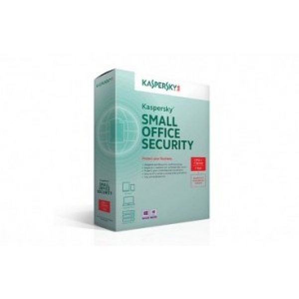 Kaspersky Small Office Security V4 (KSOSV4RT)