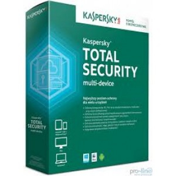 KASPERSKY TOTAL SECURITY KTSMD5D