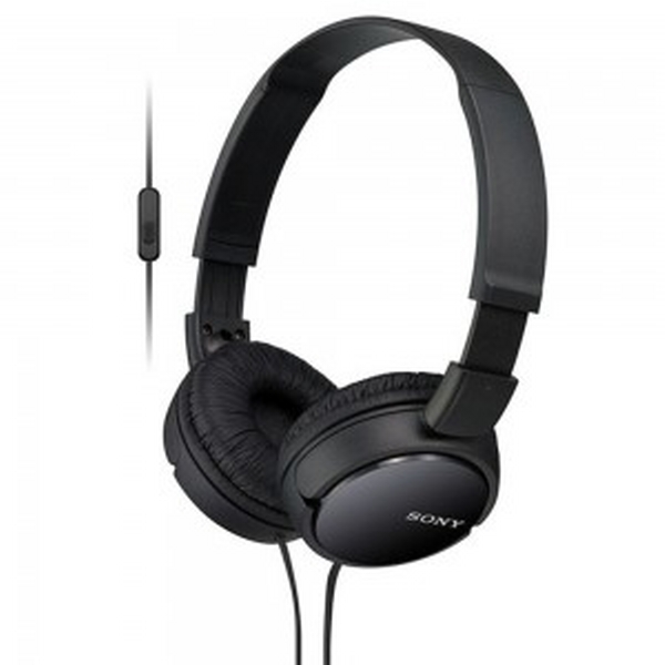 SONY HEADPHONE MDRZX110APBK