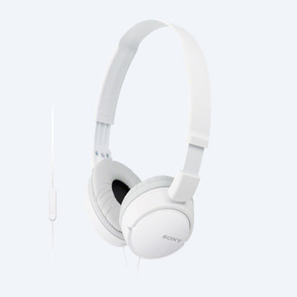 SONY HEADPHONE MDRZX110APWH