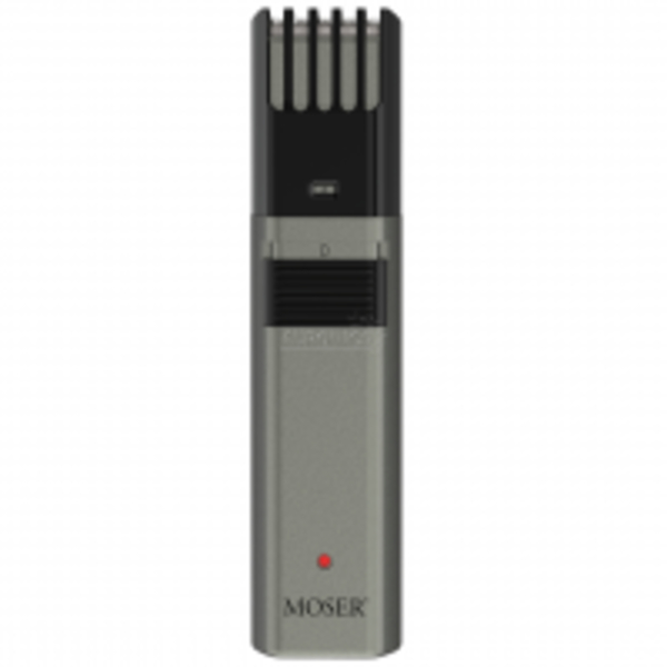 Moser Hair Trimmer (1040-0410) 1040-0410 MOSER CORD/CORDLESS BEARD TRIMMER ( CLASSIC A TITAN ) -  3PIN
