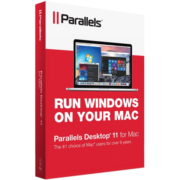 PARALLELS SOFTWARE DESKTOP 11 /  FOR MAC PARA-11-MAC