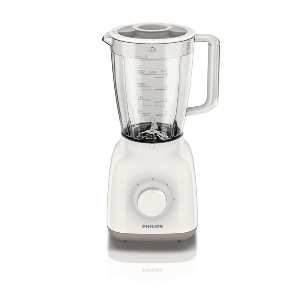 Philips Daily Collection Blender  400W 1.5 L Plastic Jar (HR2102)
