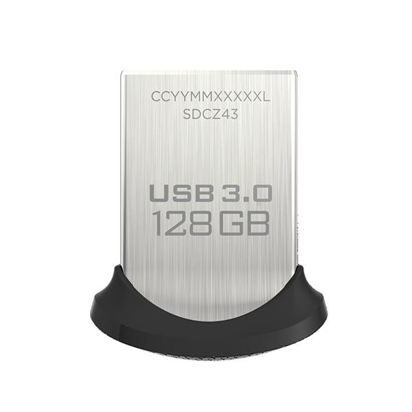Sandisk Flash Drive - 128GB Ultra Fit (SDCZ43-128G-GAM46)
