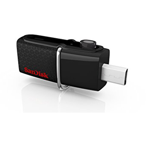 Sandisk Ultra 64GB Dual USB Drive (SDDD2-064G-GAM46)