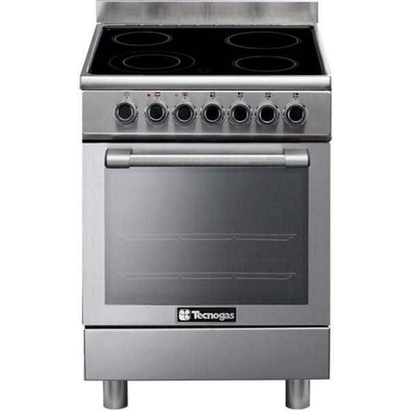 Tecnogas Electric Cooker 60X60 (N2X66EVTC)